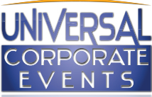 Logo design for Universal Corporate Events in Bradenton